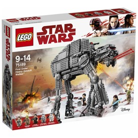 LEGO Star Wars Első rendi ostrom lépegető 75189 Itt egy ajánlat található, a bővebben gombra kattintva, további információkat talál a termékről.