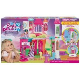 Barbie: Dreamtopia kastély készlet Itt egy ajánlat található, a bővebben gombra kattintva, további információkat talál a termékről.