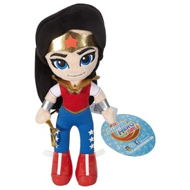 DC Super Hero Girls plüssfigura - többféle