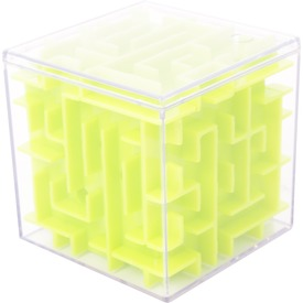 Labirintus kocka logikai játék - többféle Itt egy ajánlat található, a bővebben gombra kattintva, további információkat talál a termékről.