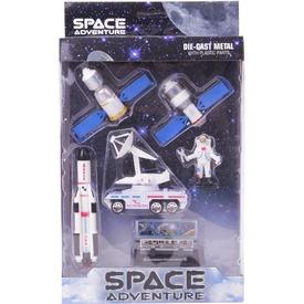 Űrhajós játék szett, 2 féle Itt egy ajánlat található, a bővebben gombra kattintva, további információkat talál a termékről.