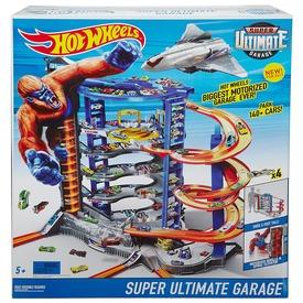 Hot Wheels Super Ultimate garázs készlet