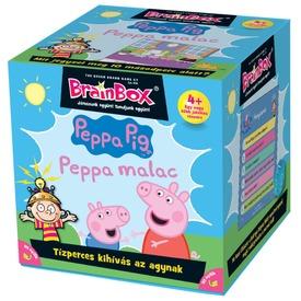 BrainBox Peppa Malac társasjáték  Itt egy ajánlat található, a bővebben gombra kattintva, további információkat talál a termékről.