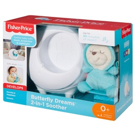 Fisher-Price pillangómaci éjszakai fény