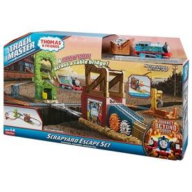 Thomas Trackmaster szeméttelep vonatpálya