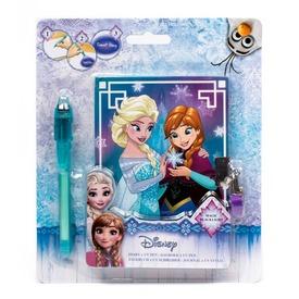 Titkos napló UV tollal - Jégvarázs