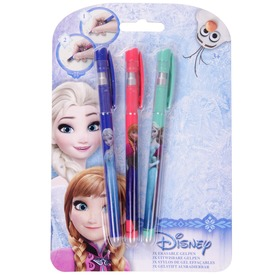 Jégvarázs radírozható toll 3 darabos készlet
