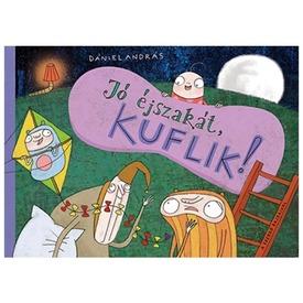 Jó éjszakát, Kuflik! mesekönyv