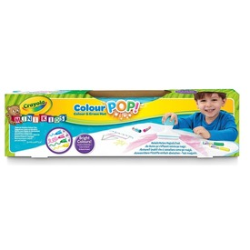 Crayola: Color Pops irka-firka szőnyeg