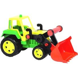 Játék traktor markolóval - többféle Itt egy ajánlat található, a bővebben gombra kattintva, további információkat talál a termékről.