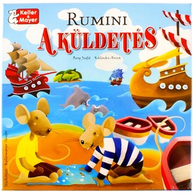 Rumini a küldetés társasjáték Itt egy ajánlat található, a bővebben gombra kattintva, további információkat talál a termékről.
