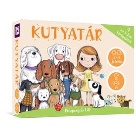 Kutyatár kártyajáték Itt egy ajánlat található, a bővebben gombra kattintva, további információkat talál a termékről.