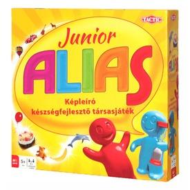 Tactic - Junior Alias társasjáték  Itt egy ajánlat található, a bővebben gombra kattintva, további információkat talál a termékről.