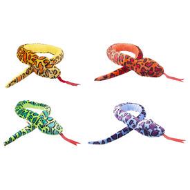 Kígyó plüssfigura - 170 cm, többféle