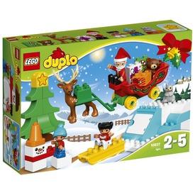 LEGO DUPLO Town 10837 Mikulás téli ünnepe Itt egy ajánlat található, a bővebben gombra kattintva, további információkat talál a termékről.