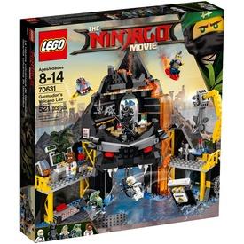 LEGO Ninjago 70631 Garmadon vulkánbarlangja Itt egy ajánlat található, a bővebben gombra kattintva, további információkat talál a termékről.