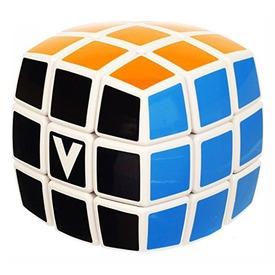 V-CUBE 3x3 versenykocka-fehér alapszín