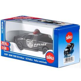SIKU Dodge Ram rendőrautó 1:50 - 2309