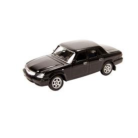 Volga fém kisautó - 1:60, többféle