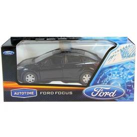 Fém autó 1:36, Ford Focus Itt egy ajánlat található, a bővebben gombra kattintva, további információkat talál a termékről.