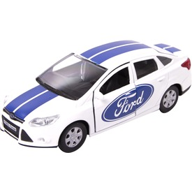 Ford Focus Sport fém kisautó - 1:36