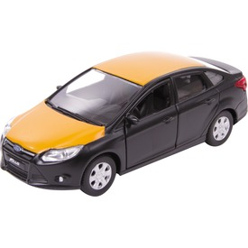 Ford Focus Tuning fém kisautó - 1:36