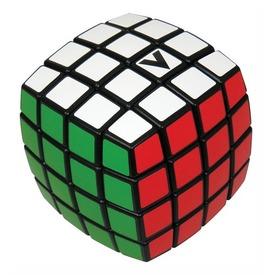V-Cube logikai versenykocka - fekete, 4 x 4 x 4