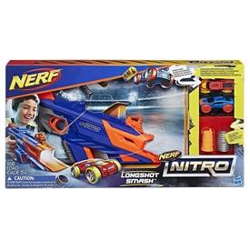 NERF Nitro Longshot Smash autókilövő