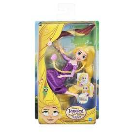 Disney hercegnők Aranyhaj klasszikus baba - 20 cm