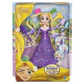 Disney hercegnők Aranyhaj hajformázó baba - 30 cm
