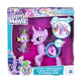 Én kicsi pónim Twilight Sparkle és Spike készlet Itt egy ajánlat található, a bővebben gombra kattintva, további információkat talál a termékről.