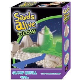 Sands Alive világító homok