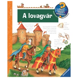 A lovagvár foglalkoztatókönyv