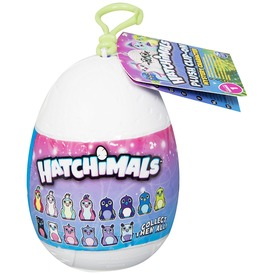 Hatchimals kulcstartó tojásban - 11 cm Itt egy ajánlat található, a bővebben gombra kattintva, további információkat talál a termékről.