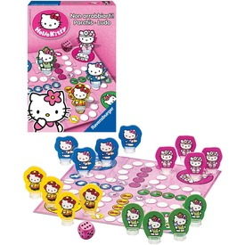 Hello Kitty ki nevet a végén társasjáték