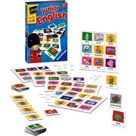 Logo Junior English társasjáték