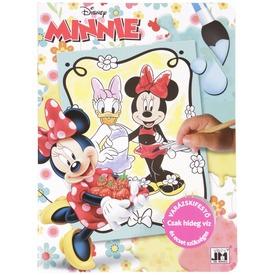 Minnie egér kifestő füzet Itt egy ajánlat található, a bővebben gombra kattintva, további információkat talál a termékről.