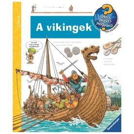 A vikingek foglalkoztatókönyv Itt egy ajánlat található, a bővebben gombra kattintva, további információkat talál a termékről.
