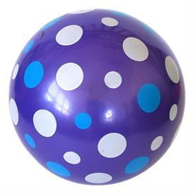 220mm-es Duál pöttyös labda Itt egy ajánlat található, a bővebben gombra kattintva, további információkat talál a termékről.