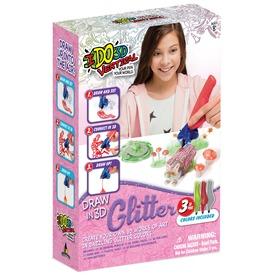 I DO 3D függőleges 3 darabos készlet lányoknak