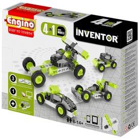 Engino - INVENTOR 4 IN 1 Autók