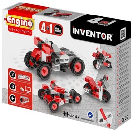 Engino - INVENTOR 4 IN 1 Motorok