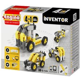 Engino - INVENTOR 4 IN 1 Ipari járművek Itt egy ajánlat található, a bővebben gombra kattintva, további információkat talál a termékről.