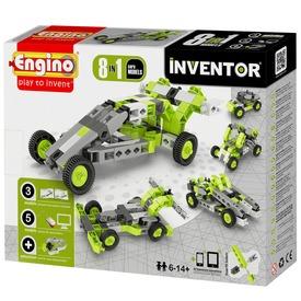 Engino - INVENTOR 8 IN 1 Autók Itt egy ajánlat található, a bővebben gombra kattintva, további információkat talál a termékről.