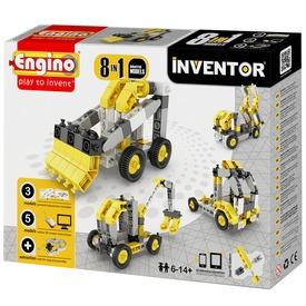 Engino - INVENTOR 8 IN 1 Ipari járművek