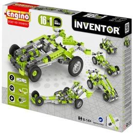 Engino - INVENTOR 12 IN 1 Autók Itt egy ajánlat található, a bővebben gombra kattintva, további információkat talál a termékről.