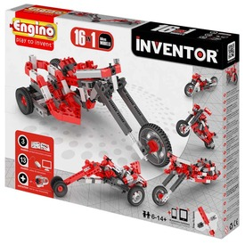 Engino - INVENTOR 16 IN 1 Motorok