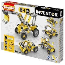 Engino Inventor ipari jármű 16 az 1-ben készlet