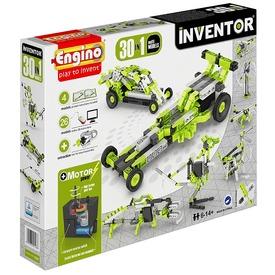 Engino - INVENTOR Motorizált 30db-os multi Itt egy ajánlat található, a bővebben gombra kattintva, további információkat talál a termékről.