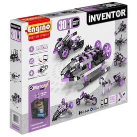 Engino - INVENTOR Motorizált 30db-os kaland Itt egy ajánlat található, a bővebben gombra kattintva, további információkat talál a termékről.
